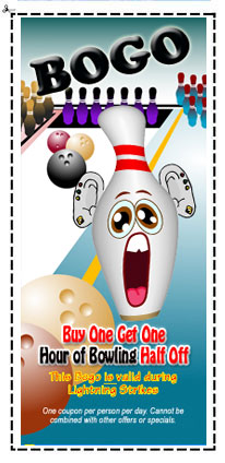 lightning strikes bowling coupons