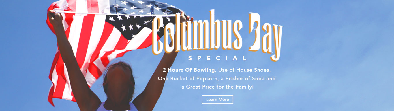 Columbus Day Family Special