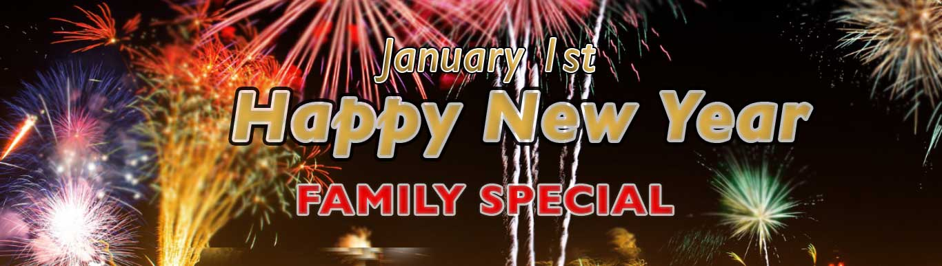 Happy New Year Family Special